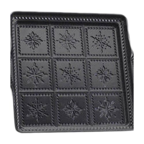"Nordicware Seasonal 9"" Snowflake Shortbread Pan"