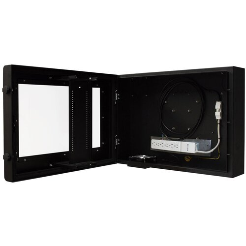 "Armagard Indoor and Outdoor 24"" LCD Flat Panel Enclosure"
