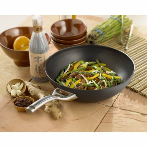 "Calphalon Contemporary Nonstick 10"" Stir Fry Wok"