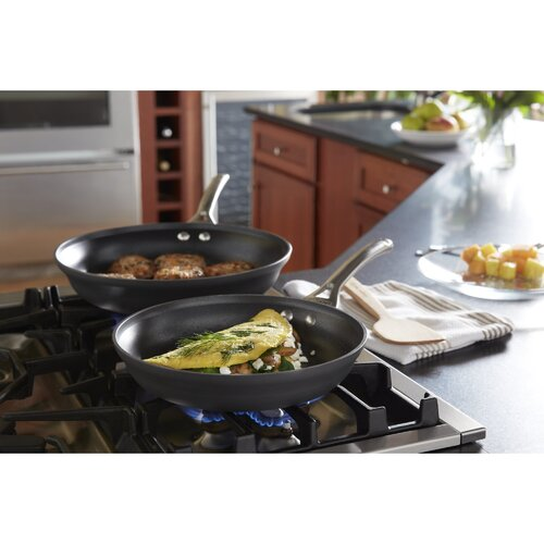 Calphalon Contemporary Nonstick 2-Piece Fry Pan Set
