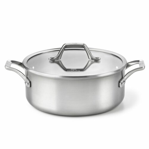 AcCuCore 5-qt. Copper Round Dutch Oven