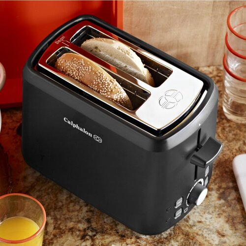 Calphalon Kitchen Electrics 2-Slice Toaster