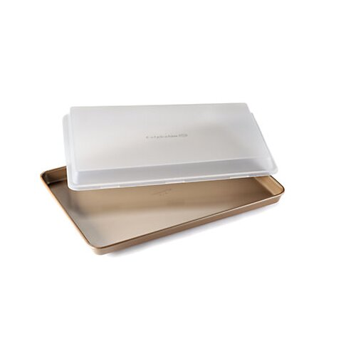 Simply Nonstick Covered Baking Sheet