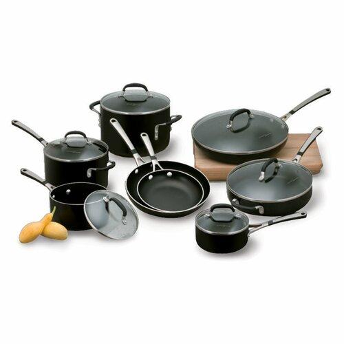 Simply Enamel 14 Piece Cookware Set