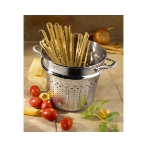 Calphalon Contemporary Nonstick 8 Quart Pasta Insert