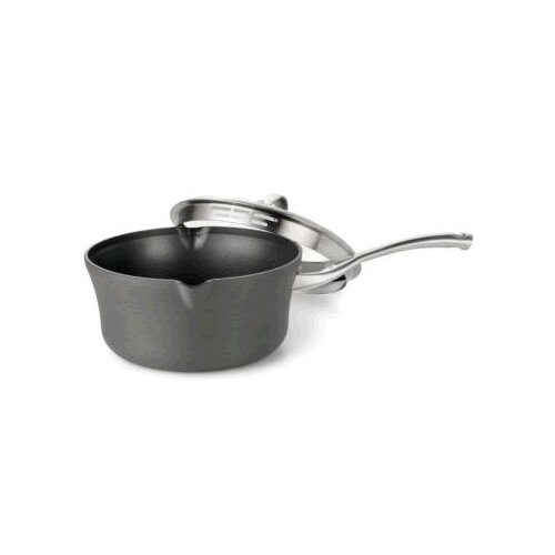 Contemporary 3.5-qt. Steel Saucepan
