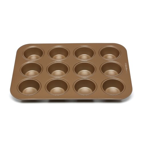 Calphalon Simply Nonstick 12 Cup Muffin Pan