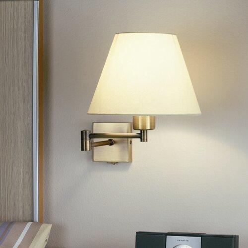 Swing Arm Wall Light Kitchen : Junius 1 Light Swing Arm Wall Light Wayfair UK