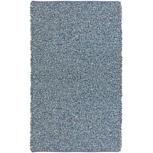 St. Croix Pelle Leather/Denim Rug