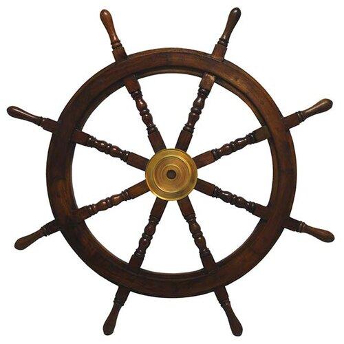 St. Croix Ships Wheel Wall Décor