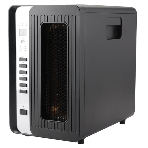 Dr Infrared Heater 1 500 Watt Infrared Cabinet Space