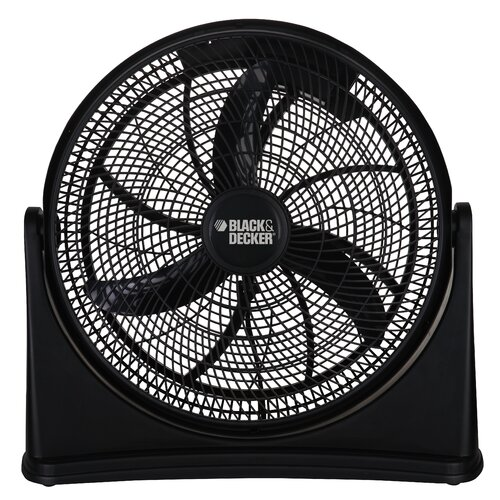 Ragalta Black and Decker Floor Fan