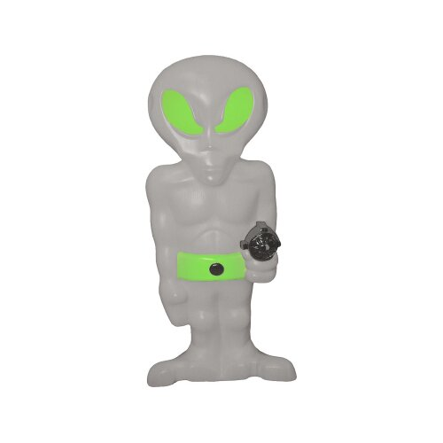 Doomsday Alien with Eyes and Belt Halloween Decoration