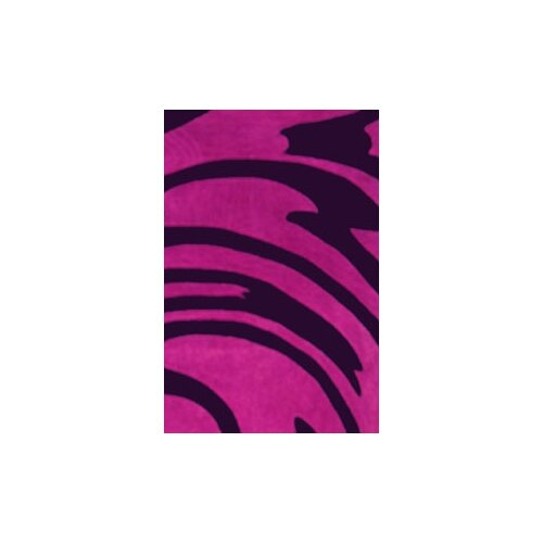 American Home Rug Co. Modern Living Jazzy Purple/Black Rug