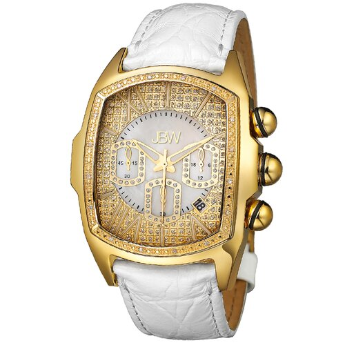 Men's Ceasar Watch in White