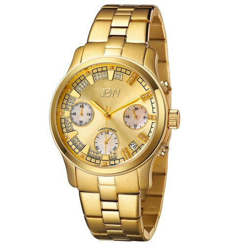 Alessandra Chronograph Diamond Watch
