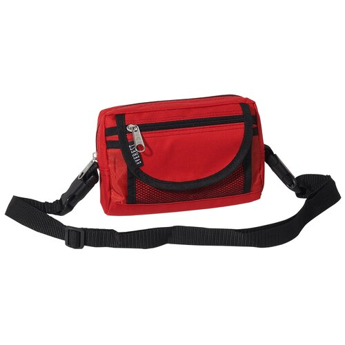 "Everest 8"" Wide Compact Utility Pouch Shoulder Bag"
