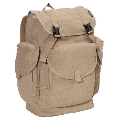 Everest Cotton Canvas Backpack