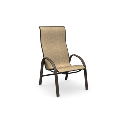 Homecrest Outdoor Palisade Sling Dining Chair (Set of 2)