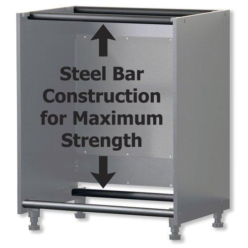 Tuff Stor Tuff Stor Tough Storage Systems Two Door Pantry