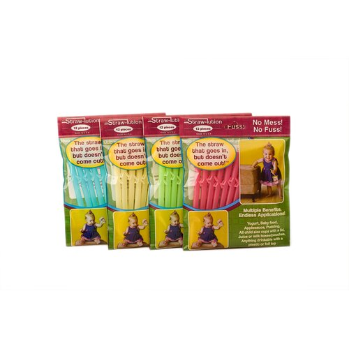 Strawlutions (48 per Carton) Straw