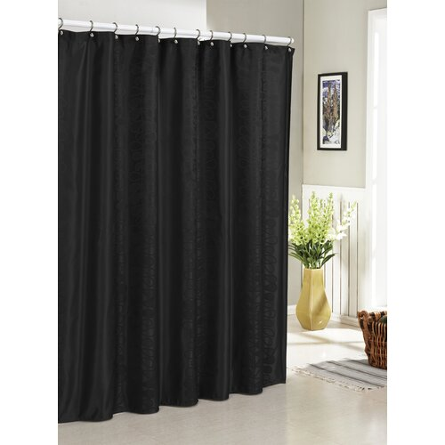 Hoyt Jacquard Shower Curtain