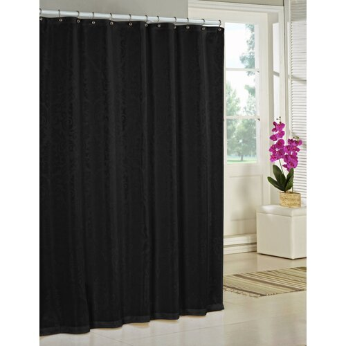 Kelly Jacquard Shower Curtain