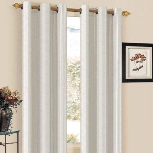 DR International Aubrey Grommet Curtain Single Panel