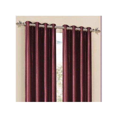 DR International Ashton Grommet Curtain Single Panel