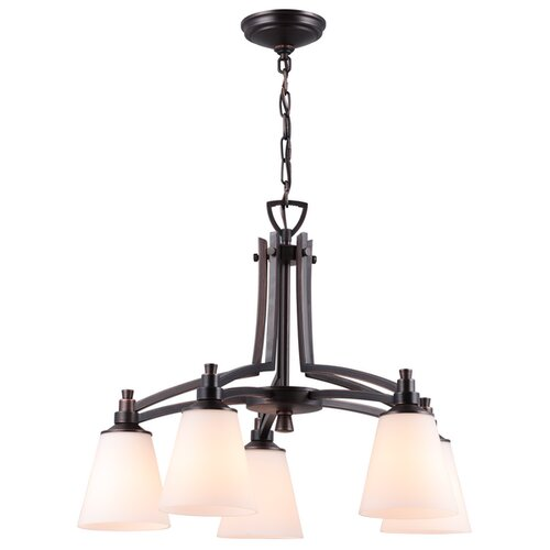 Georgetown 5 Downlight Chandelier