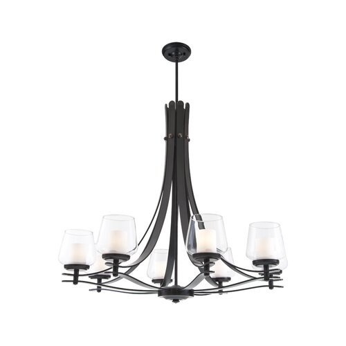 DVI Isabella 8 Light Chandelier
