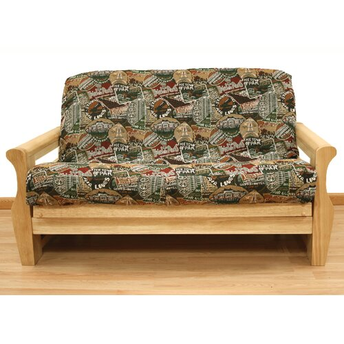 Easy Fit Travel Futon Slipcover