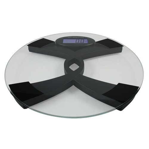 American Weigh Scales Talking Bathroom Scale