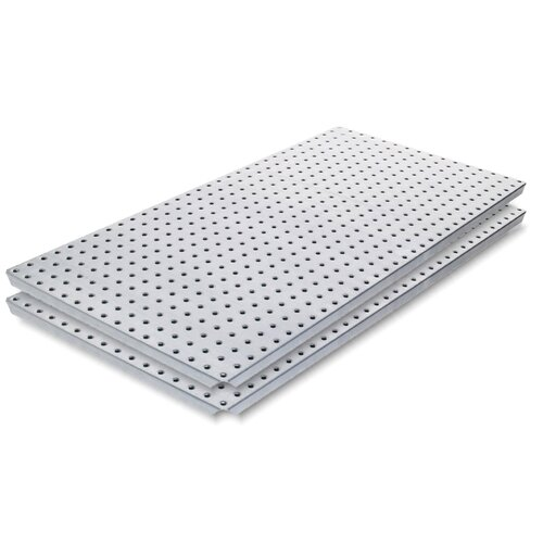 Stainless Steel Panel with Flange