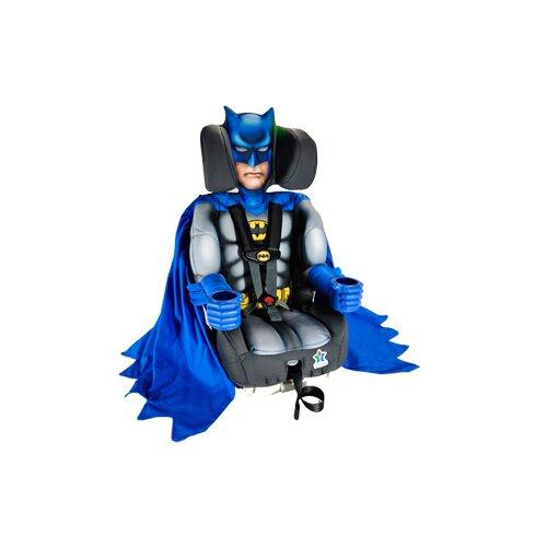 KIDSEmbrace Batman Deluxe Combination Booster Car Seat