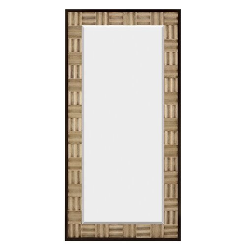 Contemporary Rectangular Bevel Wall Mirror