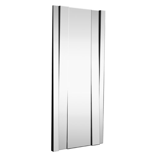 Contemporary Rectangular Bevel Floor Mirror