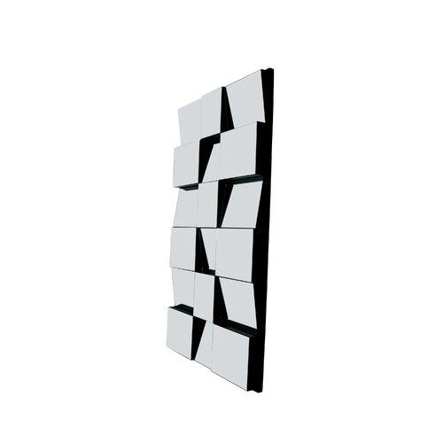 Majestic Mirror Contemporary Rectangular Wall Mirror