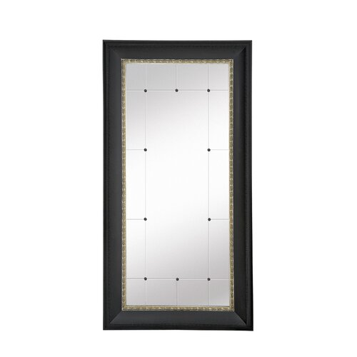 Majestic Mirror Traditional Rectangular Wall Mirror