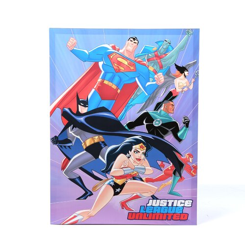 Oriental Furniture Justice League Canvas Art