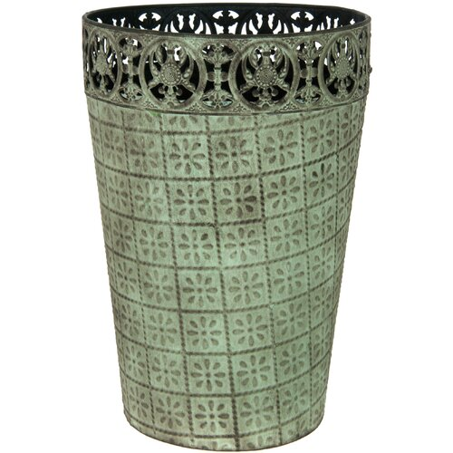 Wrought Iron Waste Basket