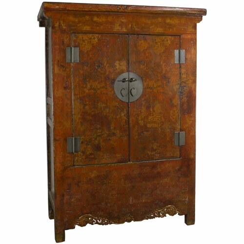 Oriental Furniture Armoire