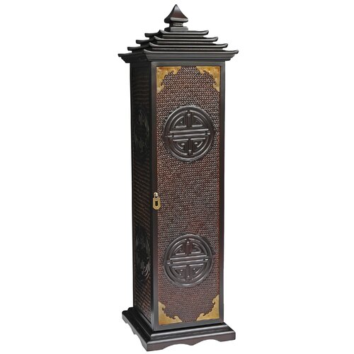 Pagoda Multimedia Cabinet