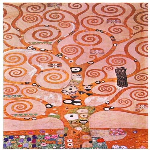 Oriental Furniture 'Tree of Life' by Gustav Klimt Painting Print on Canvas