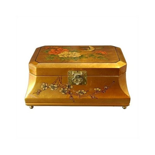 Akida Adorlee Asian Jewelry Box