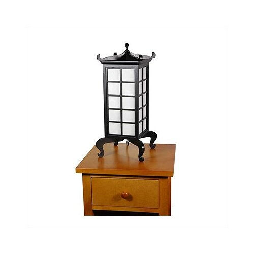 "Oriental Furniture Kobe 19"" H Table Lamp"