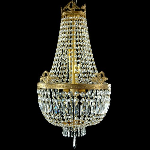 Crystal Beads Chandelier