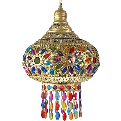 Dome of Jewels Hanging Lamp