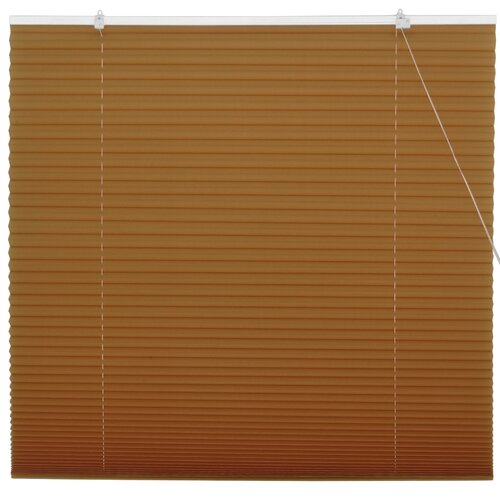 Oriental Furniture Retractable Pleated Blind