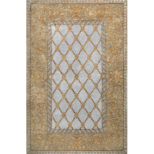 Versailles Ganges Light Blue Rug